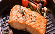 Grilled fish easy recipe