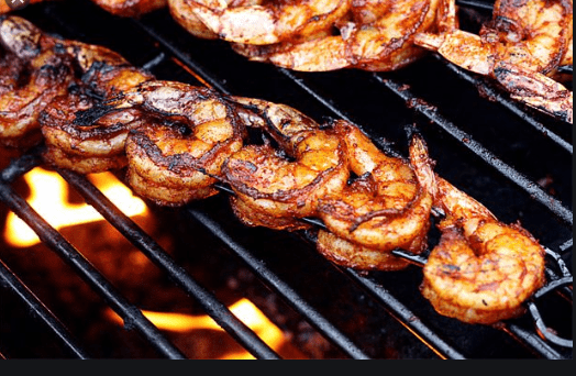 grilled shrimp easy recipe
