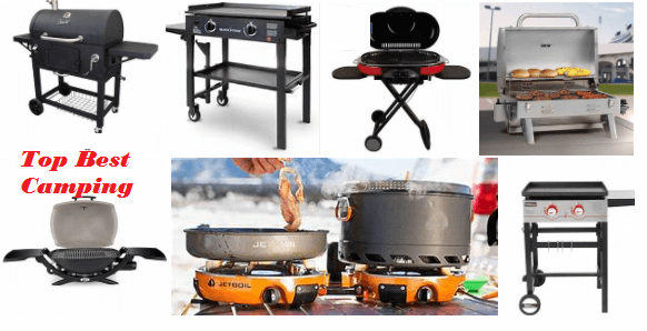 Top Best Camping Grills 2021