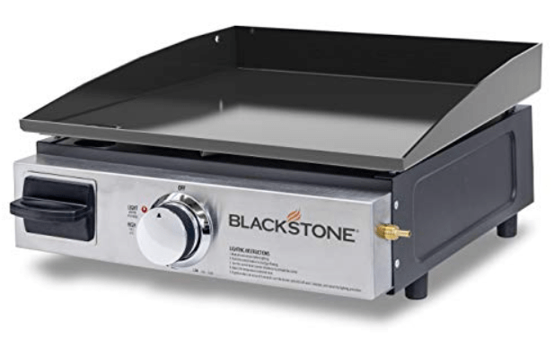 Blackstone Table Top Grill Portable Gas Griddle