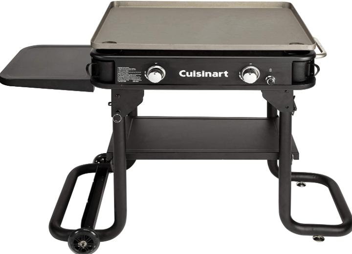 Cuisinart Flat Top Professional Quality Propane