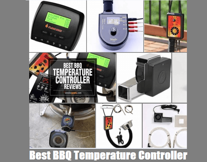 Best BBQ Temperature Controller UK 2021