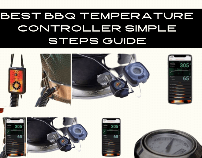 Top Best BBQ Temperature Controller Simple Steps Guide